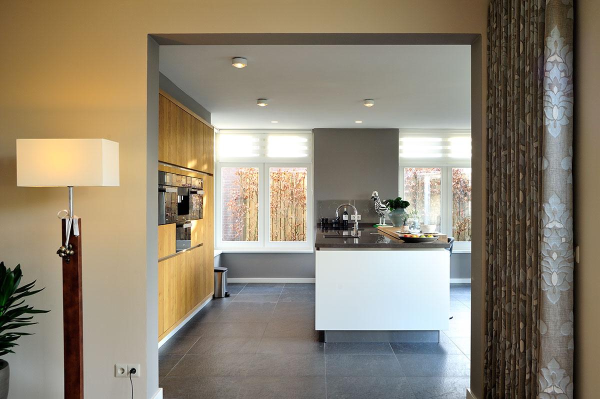 Moderne keuken foto 3