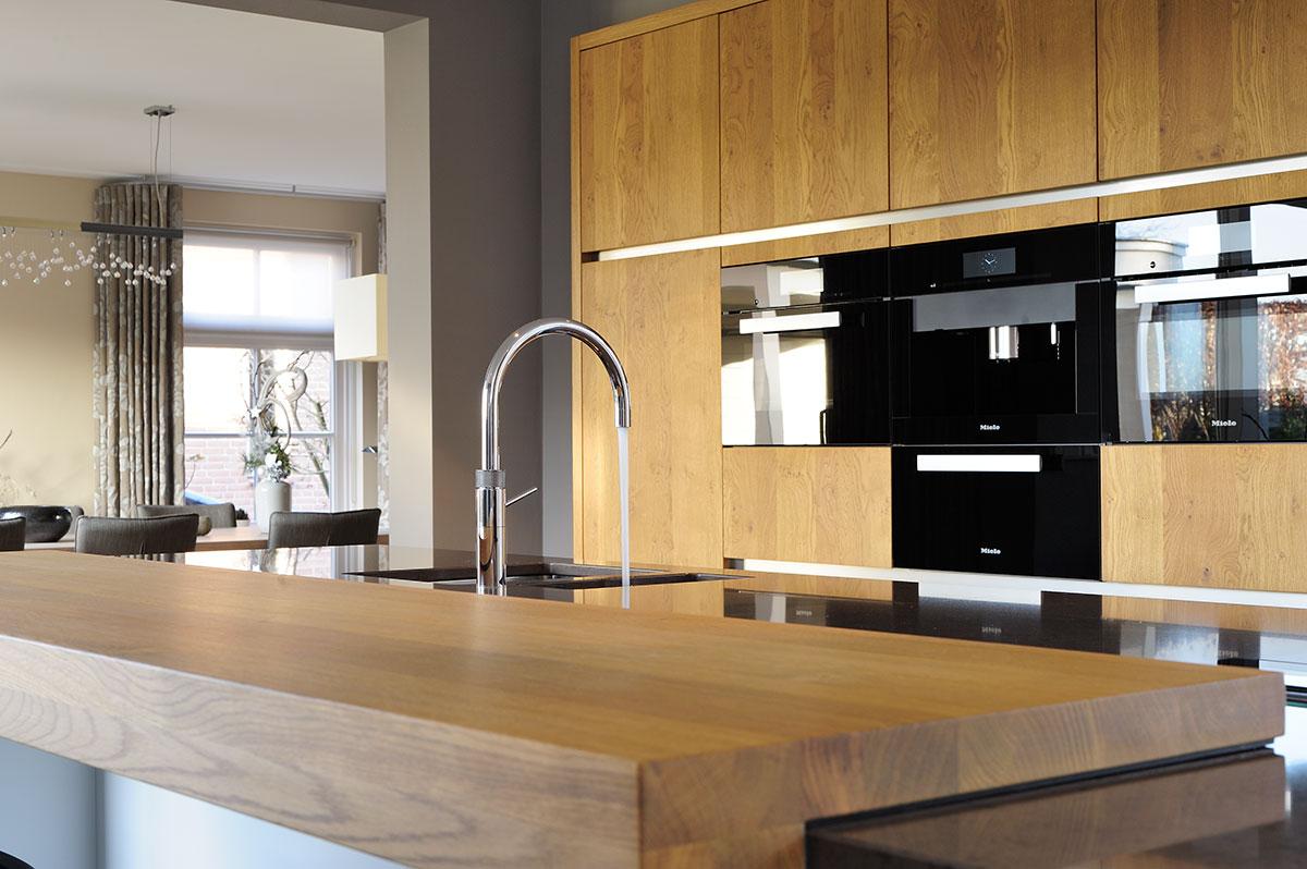 Moderne keuken foto 5