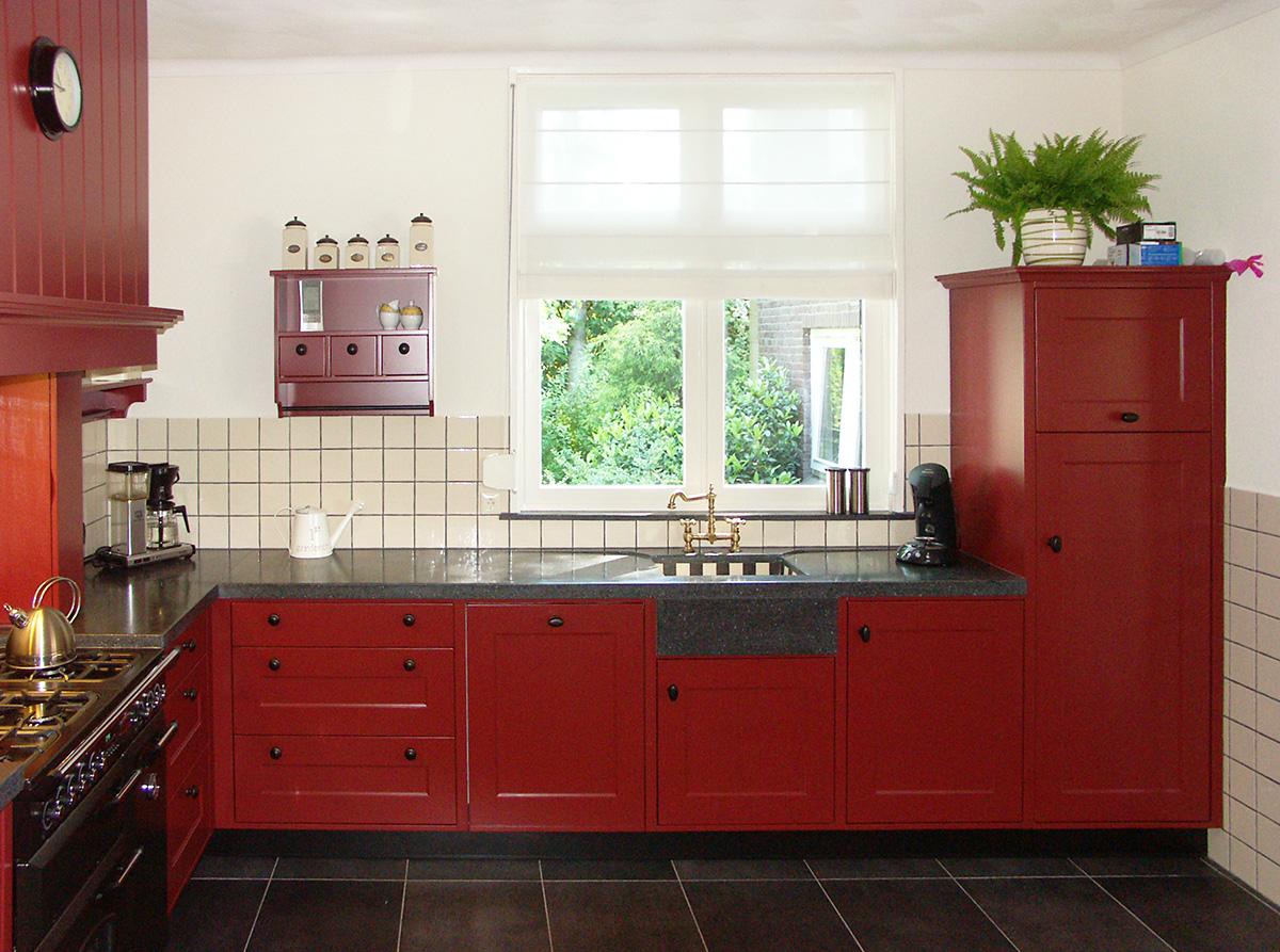 Nostalgische keuken 1 afbeelding 1